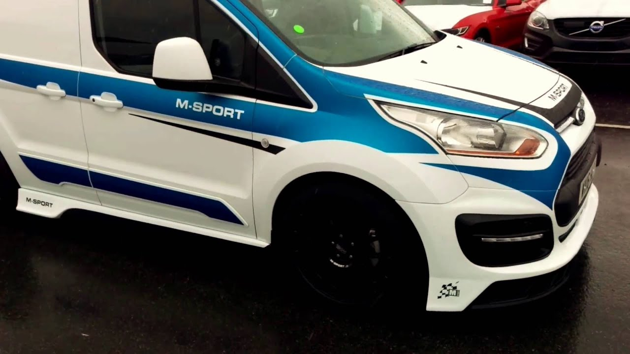 Ford Transit M Sport | 2018, 2019, 2020 Ford Cars