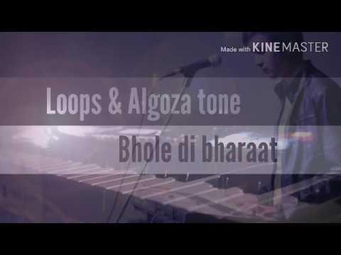 Roland xps30 | Bhole di baraat session loop |Punjabi folk tone Algoza | Bhawani malviya | Indian