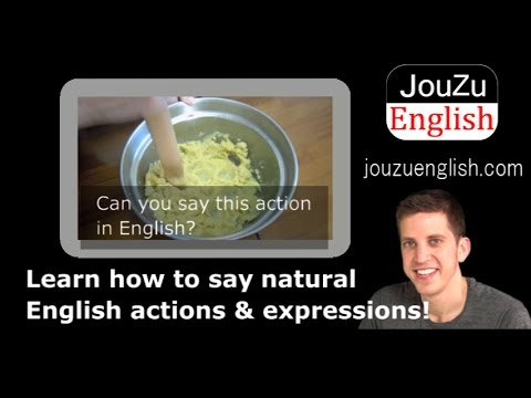 Fun Free Video English Lessons - potato 150104|Learn cooking vocabulary!