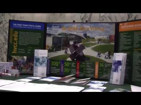 Hudson Valley Community College at SUNY Day 2013