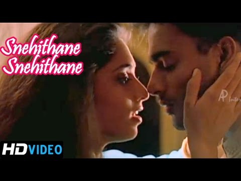 Snehithane Snehithane Video Song | Alaipayuthey Tamil Movie
