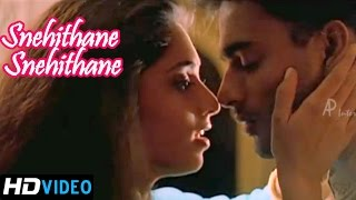 Snehithane Snehithane Video Song | Alaipayuthey Tamil Movie | Madhavan | Shalini | AR Rahman