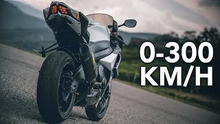 SUZUKI GSXR 1000 | ACCELERATION 🔥 HQ AUDIO