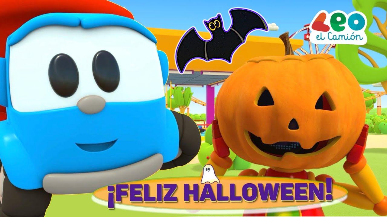 Leo el Camión - Especial de Halloween con Leo y sus amigos - Nueva Temporada