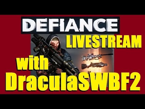 330 Days Streaming - Lets Play Defiance with DraculaSWBF2 - 11/18/2017