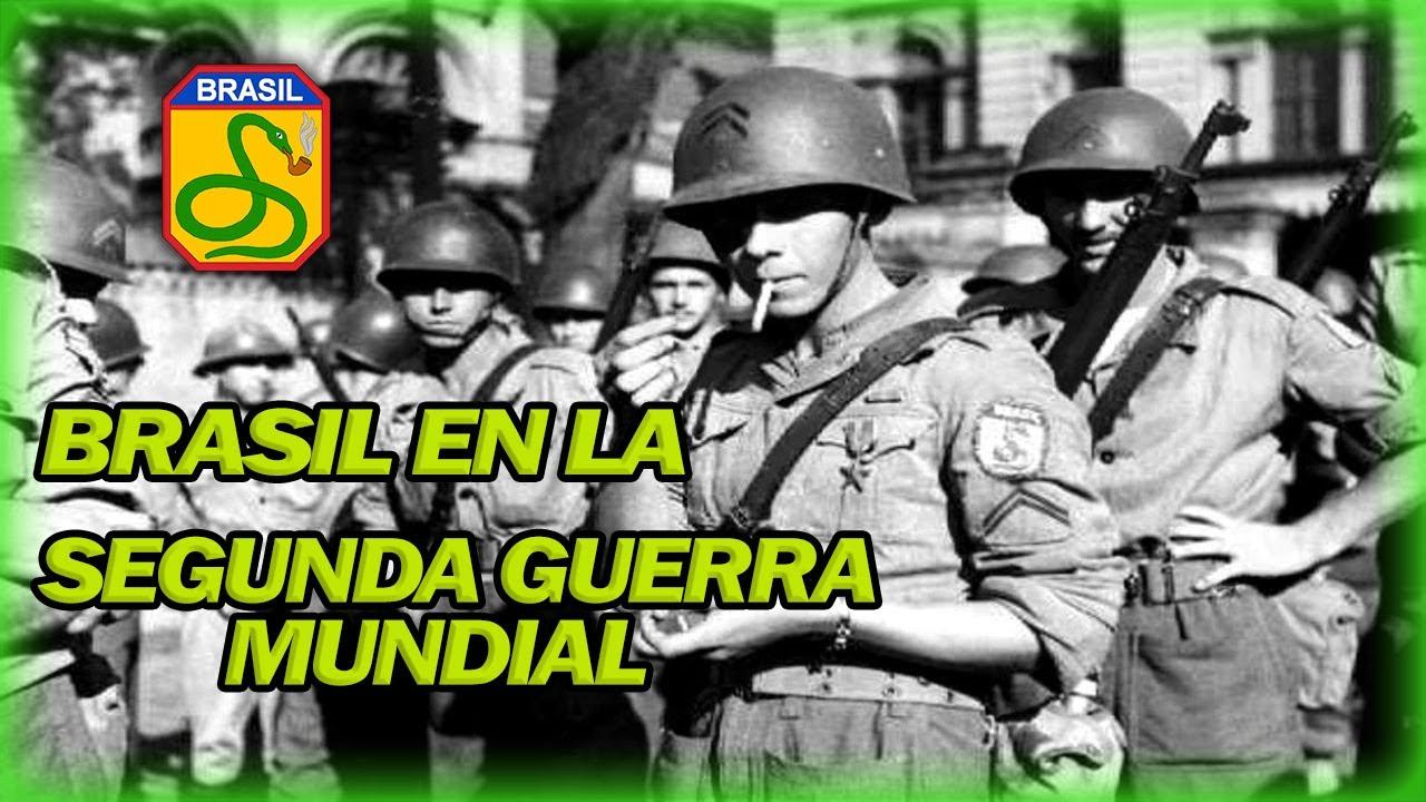 Resultado de imagen para segunda guerra mundial brasil