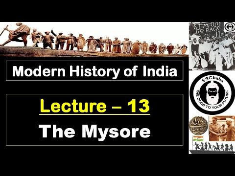 H13 : The Mysore || SSC CGL, SSC CHSL, RAILWAYS, UPSC, UPPCS, CAPF SI/ASI, UPSSSC, BPSC, JPSC, etc.