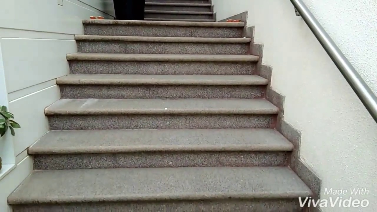 Granite Staircase Design In India Youtube