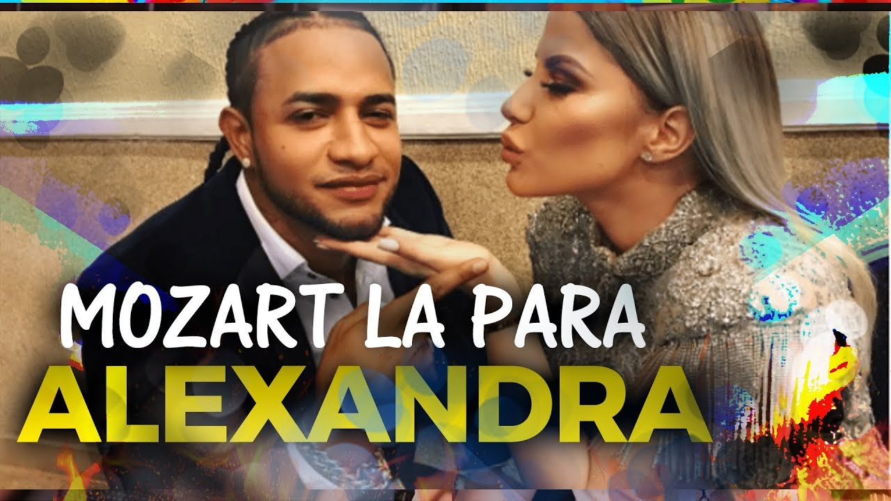 ESTAN OPINANDO MUCHO SOBRE EL TEMA (MOZART - ALEXANDRA) 2019