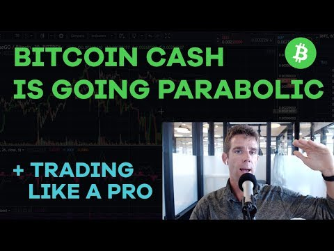Bitcoin Cash Going Parabolic! BTC Dips to $6,500, Roger vs Jihan, Trading Like A Pro - CMTV Ep83