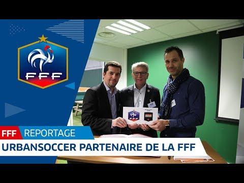 Nouveau partenariat avec UrbanSoccer, reportage I FFF 2018