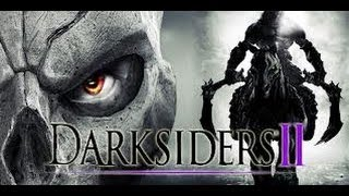 Darksiders 2 gameplay The Lost temple part 1(Darksiders 2 gameplay in the lost temple Podcast: http://itunes.apple.com/gb/podcast/thick-and-creamy-podcast/id543033092., 2012-08-23T13:27:15.000Z)