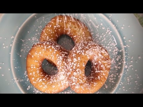 How to Make Super Easy Doughnuts | Doughnut Recipes | Allrecipes.com