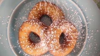 Doughnut Recipes - How To Make Super Easy Doughnuts