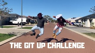 The Git Up Challenge. Video