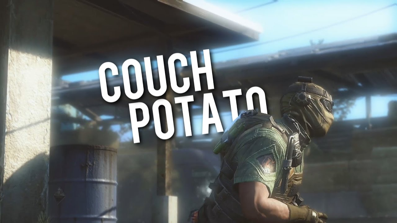 Couch Potato ft. Rex PM - This was a introducing for Rex Gaming ft. Rex PM