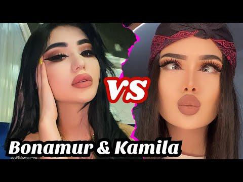 Bonamur 🆚 Kamilla   TikTok Battle Kimni Videolari Sizga Yoqadi?
