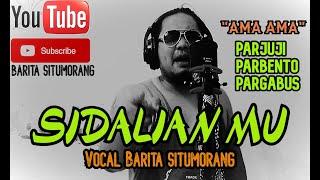 SIDALIAN MU  BARITA SITUMORANG Official MUSIK VIDEO