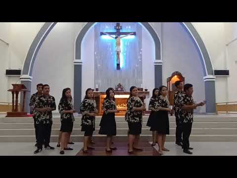 LOMBA OMK-CUP Online - Paroki St.Theresia KANDIS, Kategori VOCAL GROUP Dari St. Theresia - KANDIS II