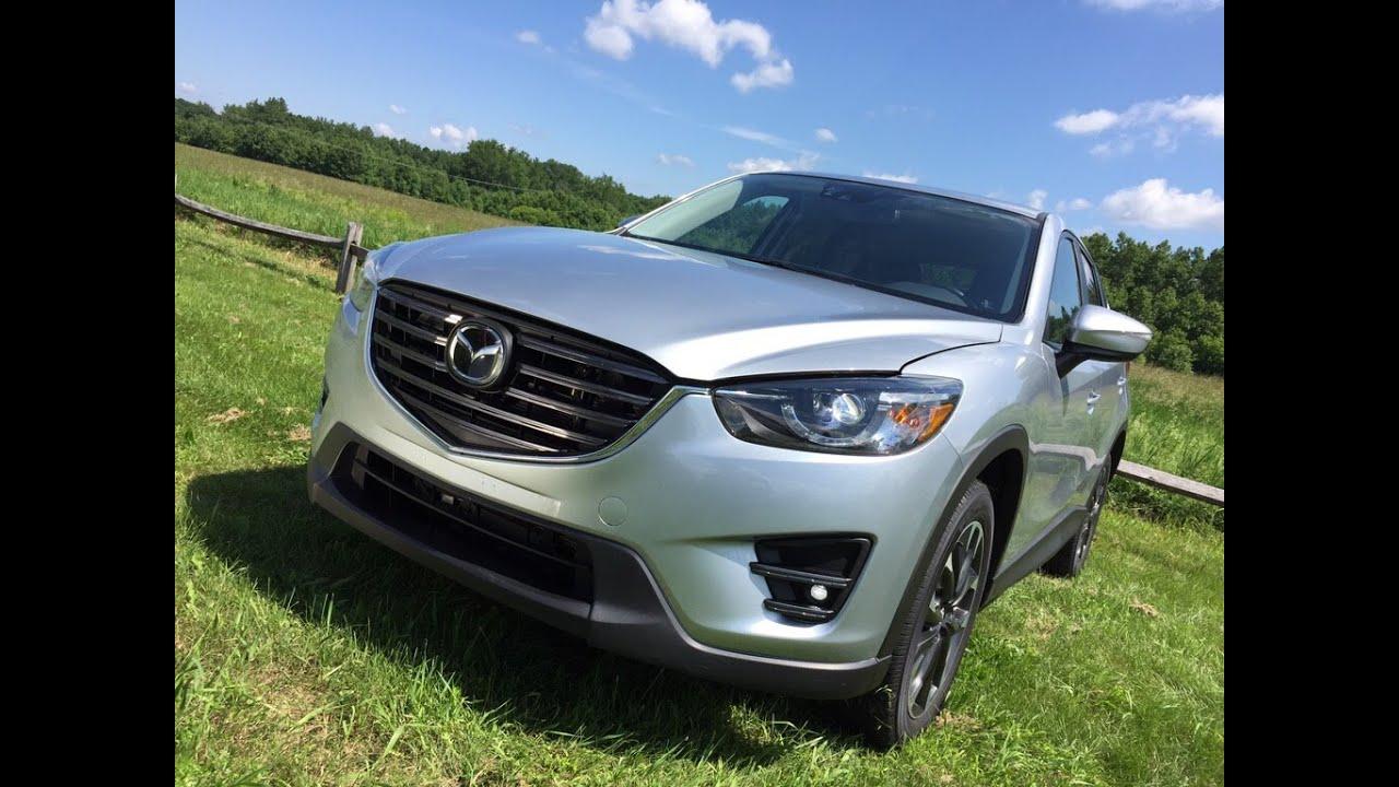 2016 Mazda CX-5 - TestDriveNow.com Review by Auto Critic Steve Hammes ...