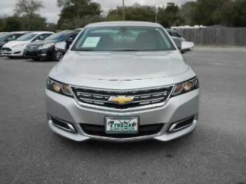 2015 chevrolet impala pensacola fl youtube for Frontier motors pensacola fl