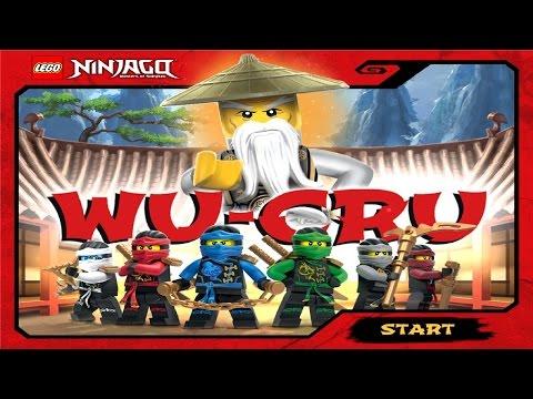 Jogo LEGO Ninjago WU-CRU Online no PC