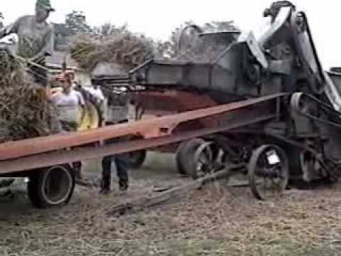 Advance Rumely Threshing Machine