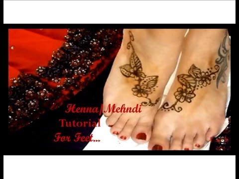 easy-henna-tutorial-for-your-feet!