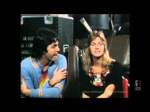 Paul & Linda McCartney '77