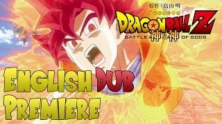 Dragon Ball Z: Battle of Gods English Dub Red Carpet Premiere in LA!