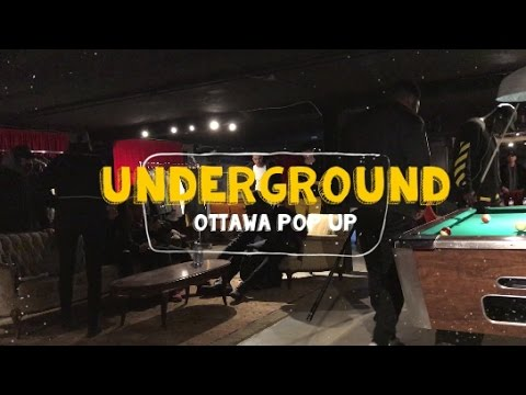 LGEBRA CONCEPT UNDERGROUND OTTAWA POP UP -  VLOG? APRIL 1ST , 2017