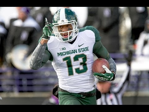 Bennie Fowler || Michigan State Highlights || ᴴᴰ