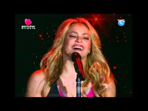 Shakira - Underneath Your Clothes: Live in Lisboa 2010