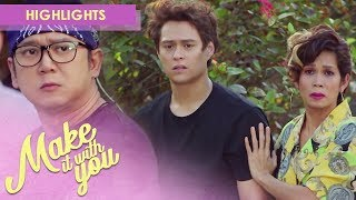 Tony punches Gabo out of anger | Make It With You (With Eng Subs)