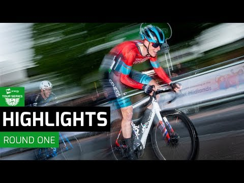 OVO Energy Tour Series 2019 | Round One - Redditch | Men's Race