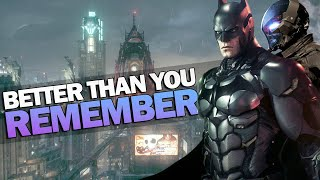 In Defense of Batman Arkham Knight