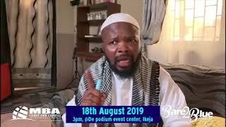 Alhaji Musa - Aspire To Desire (Nedu Wazobia Fm)