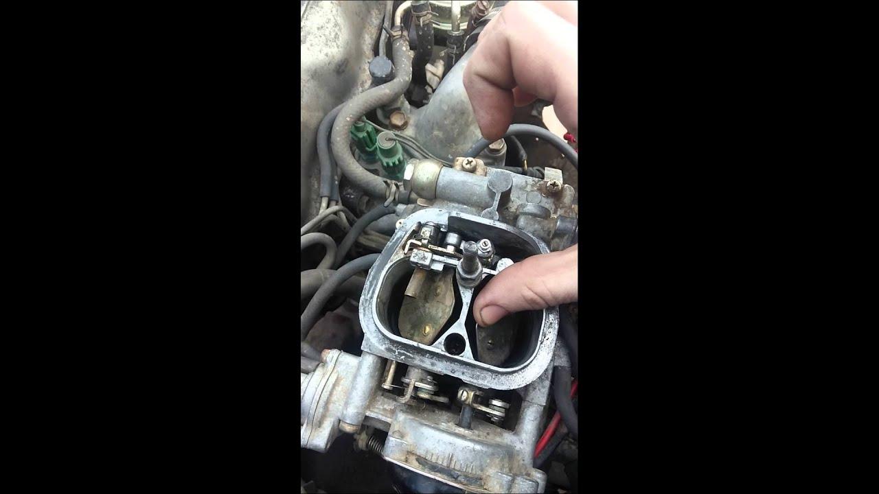 22r carburetor surging issue [ 1280 x 720 Pixel ]