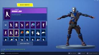 Fortnite Account For Sale (Saison 2, 3, 4, 5, Black Knight, Mako, etc.)