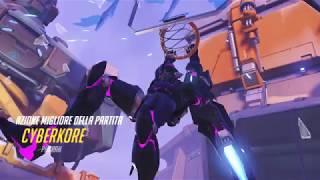 Pharah Triple Kill