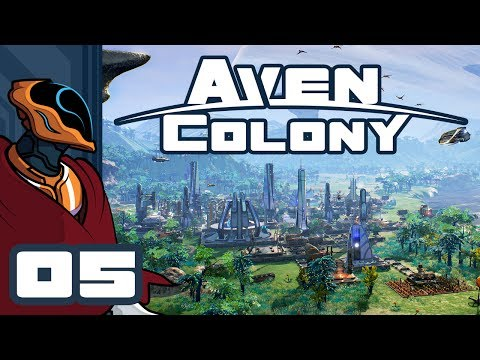 Let's Play Aven Colony [Beta] - PC Gameplay Part 5 - Rescue Op!