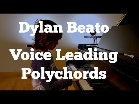 Dylan Beato - Voice Leading Polychords - Guest Host of Everything Music