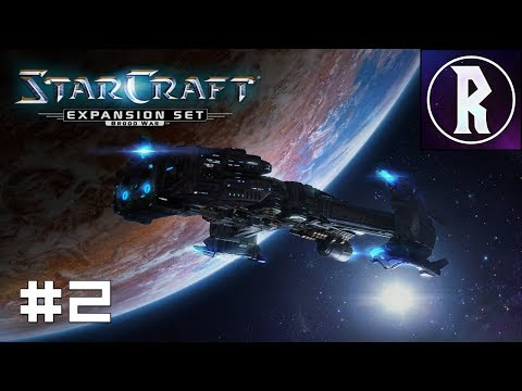 Starcraft: Mass Recall - The Dylarian Shipyards (Terran Expansion Campaign #2)