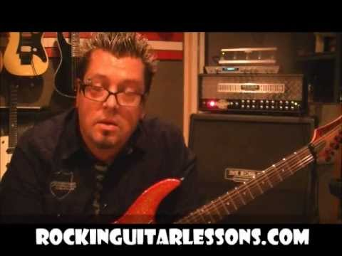C MINOR CHORDS? YOU GOT IT - Guitar Lesson by Mike Gross