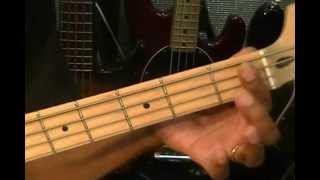 Foster The People Pumped Up Kicks  How To Play On Bass Guitar EricBlackmonMusic