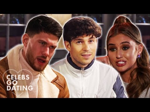 CUTEST Bromance! With Eyal Booker, Sam Crake & Arg! | Celebs Go Dating from YouTube · Duration:  3 minutes 32 seconds