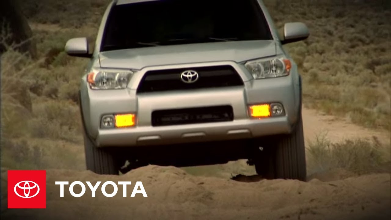 2010 4Runner How-To: Suspension Systems | Toyota