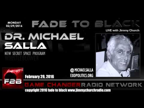 Ep. 412 FADE to BLACK Jimmy Church w/ Dr. Michael Salla: New