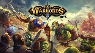 Warlords - крутая игра на android!