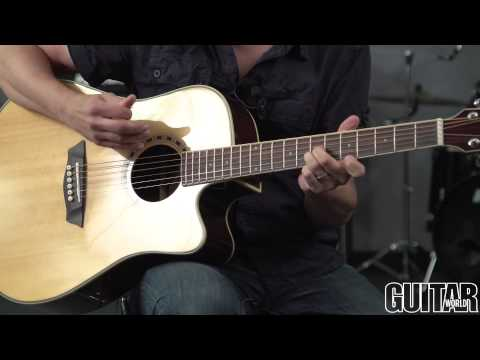 Guitar World Recommends - Washburn WD20SCE Acoustic Guitar